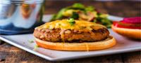Tex Mex Cheese Burger
